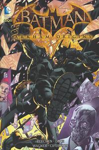 Arkham origins. Games. Batman. Vol. 4
