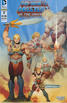 He-Man and the masters of the universe. Vol. 17.pdf