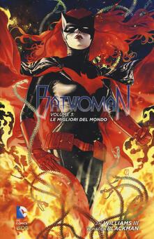 Aboutschuster.de Le migliori del mondo. Batwoman. Vol. 3 Image