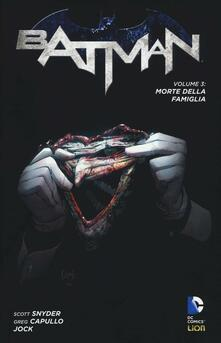 Parcoarenas.it Morte della famiglia. Batman. Vol. 3 Image