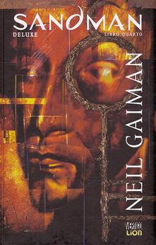 Osteriacasadimare.it Sandman deluxe. Vol. 4: stagione delle nebbie, La. Image