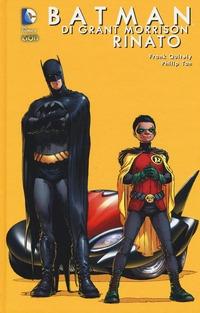 Batman rinato. Batman. Vol. 5 - Morrison Grant Quitely Frank Tan Philip - wuz.it