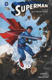 Promoartpalermo.it Alla fine del mondo. Superman. Vol. 3 Image