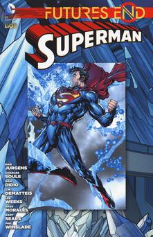 Camfeed.it Futures end Superman. Vol. 2 Image