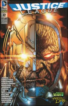 Promoartpalermo.it Justice league. Vol. 42 Image