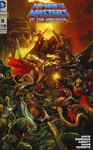 He-Man and the masters of the universe. Vol. 19