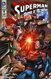 Superman l'uomo d'acciaio. Vol. 19