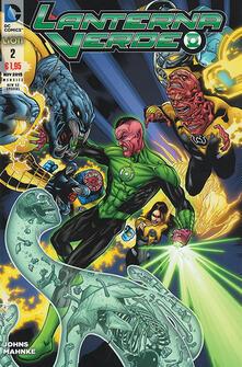 Winniearcher.com Lanterna verde. Vol. 2 Image