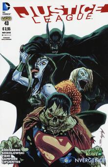 Rallydeicolliscaligeri.it Justice League. Ediz. variant Halloween. Vol. 43 Image