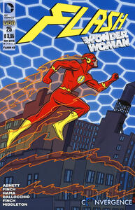 Flash. Wonder Woman. Vol. 25