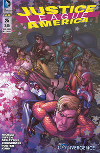 Justice league America. Vol. 25