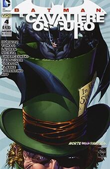 Parcoarenas.it Batman. Il cavaliere oscuro. Vol. 4 Image