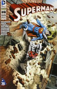 Superman. Nuova serie 20. Vol. 79
