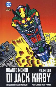 Quarto mondo. Vol. 1 - Jack Kirby,Neal Adams - copertina