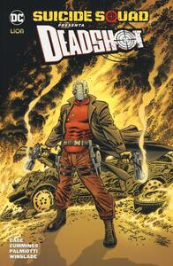 Suicide Squad presenta Deadshot