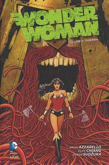 Radiosenisenews.it Wonder Woman. Vol. 4: Guerra. Image