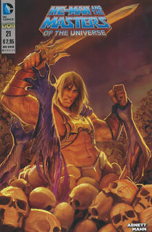 Tegliowinterrun.it He-Man and the masters of the universe. Vol. 21 Image