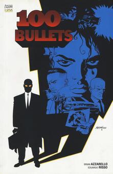 100 bullets. Vol. 1 - Brian Azzarello - copertina