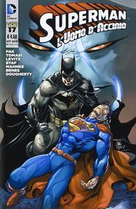 L' uomo d'acciaio. Superman. Vol. 17