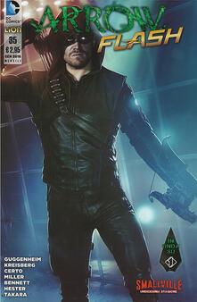 Filippodegasperi.it Arrow Smallville. Vol. 35 Image