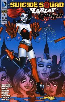 Rallydeicolliscaligeri.it Suicide Squad. Harley Quinn. Vol. 9 Image