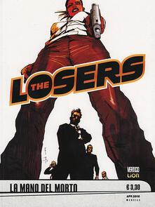 Filippodegasperi.it The Losers. Vol. 1: mano del morto, La. Image