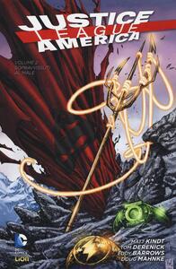 Sopravvissuti al male. Justice League America. Vol. 2