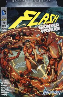 Camfeed.it Flash. Wonder woman. Vol. 28 Image