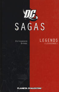 Legends. Dc sagas. Vol. 1