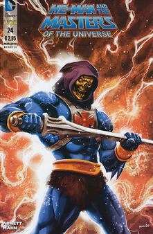 Festivalshakespeare.it He-Man and the masters of the universe. Vol. 24 Image