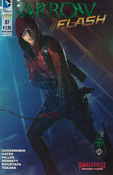 Osteriacasadimare.it Arrow Smallville. Vol. 37 Image