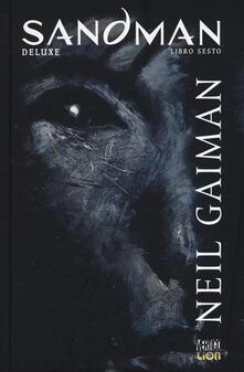 Camfeed.it Sandman deluxe. Vol. 6: Favole e riflessi. Image
