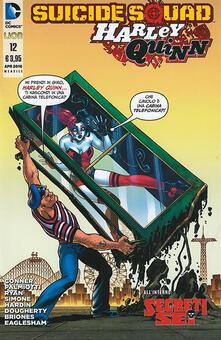 Mercatinidinataletorino.it Suicide Squad. Harley Quinn. Vol. 12 Image