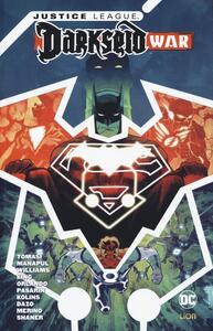 Darkseid war. Justice League