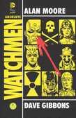 Libro Watchmen Alan Moore Dave Gibbons