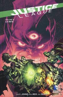 Daddyswing.es La rete. Justice League. Vol. 4 Image