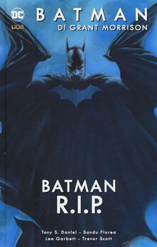 Camfeed.it Batman. Vol. 3: Batman R.I.P.. Image