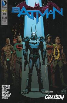 Winniearcher.com Batman. Nuova serie 49. Vol. 106 Image