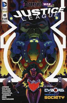 Lpgcsostenible.es Justice League. Vol. 49 Image