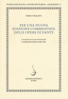 Milanospringparade.it Per una nuova edizione commentata delle opere di Dante Image