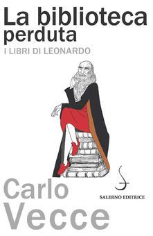Ristorantezintonio.it La biblioteca perduta. I libri di Leonardo Image