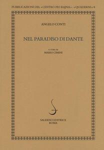Nel Paradiso di Dante