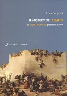 Cefalufilmfestival.it Il mistero del tempio. La rivolta ebraica sotto Traiano Image