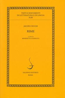 Rime. Ediz. limitata.pdf