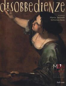 Disobbedienze - copertina