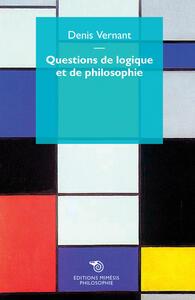 Questions de logique et de philosophie