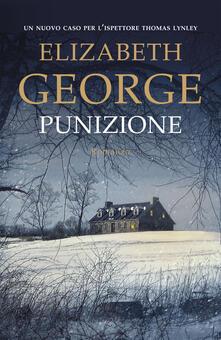Punizione - Elizabeth George - copertina