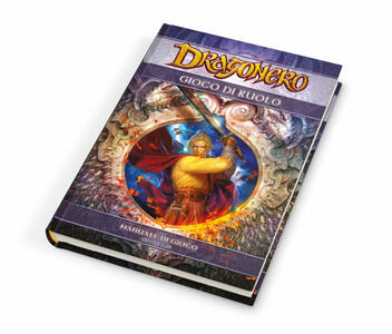 Dragonero. Manuale Base Edizione Speciale