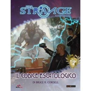 The Strange L'anomalia. Il Codice Escatologico. Italiano