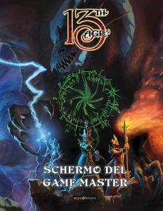 13th Age. Schermo del Game Master